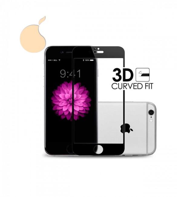 Защитное 3D стекло iPhone 6 / 6S