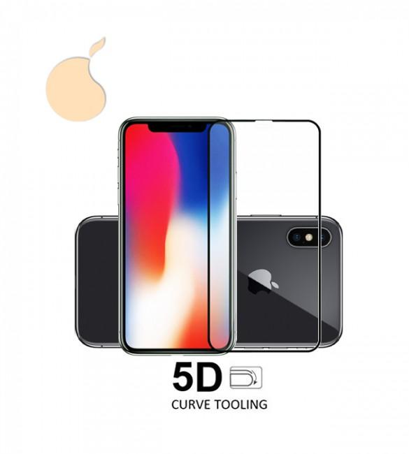 Защитное 5D стекло iPhone X