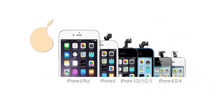 Замена экрана (дисплея) iPhone