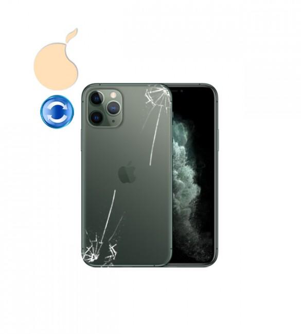 Замена заднего стекла корпуса iPhone 11 Pro