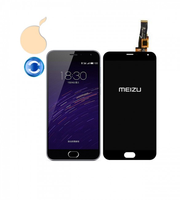 Замена дисплея Meizu M2